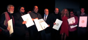 Proclamation by Miami-Dade country Feb. 7, 2014 the day of these 7 great musicians